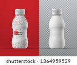 vector realistic mockup of... | Shutterstock .eps vector #1364959529
