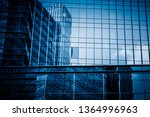background of the glass modern... | Shutterstock . vector #1364996963