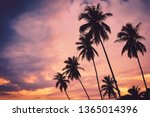 summer vacation and nature... | Shutterstock . vector #1365014396