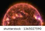 Flash On The Sun Or Solar Flar...