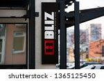 vilnius lithuania april 6  2019 ... | Shutterstock . vector #1365125450