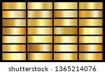 gold background texture vector... | Shutterstock .eps vector #1365214076