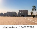 The Karnak Temple Complex In...