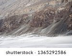 nature scene of sand dune... | Shutterstock . vector #1365292586