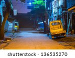 Old Alley In Fuzhou City At...