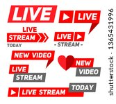 collection of live streaming...
