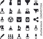 solid vector icon set  ...   Shutterstock .eps vector #1365457316