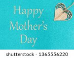 happy mother's day greeting... | Shutterstock . vector #1365556220