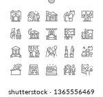 international museum day well... | Shutterstock .eps vector #1365556469