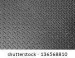 the use of scrap iron and steel ... | Shutterstock . vector #136568810