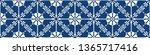 talavera pattern.  indian...   Shutterstock .eps vector #1365717416