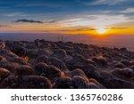 Sunset At Lan Hin Pum Under...