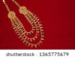 authentic traditional indian... | Shutterstock . vector #1365775679