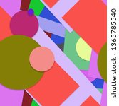 flat material design   creative ...   Shutterstock .eps vector #1365785540