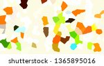 mosaic colorful pattern for... | Shutterstock . vector #1365895016