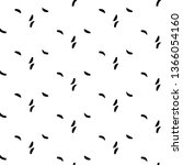 simple black and white...   Shutterstock . vector #1366054160