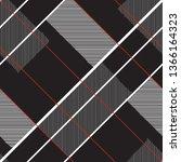 seamless geometrical pattern | Shutterstock .eps vector #1366164323