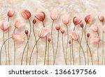 3d Wallpaper Design Flower