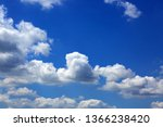 Big White Fluffy Clouds In The...