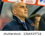 brussels  belgium   march 20 ...   Shutterstock . vector #1366419716