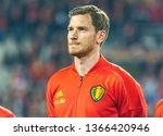 brussels  belgium   march 20 ...   Shutterstock . vector #1366420946