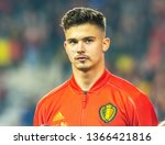 brussels  belgium   march 20 ...   Shutterstock . vector #1366421816