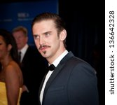 washington   april 27   actor... | Shutterstock . vector #136642328