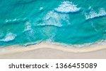 Top View Of Beautiful Beach....