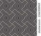 abstract geometric pattern with ... | Shutterstock .eps vector #1366508969