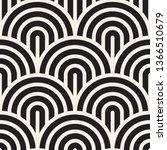 vector seamless pattern....   Shutterstock .eps vector #1366510679