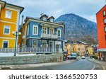 bad ischl  austria   february... | Shutterstock . vector #1366520753