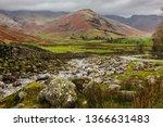 rugged langdale beck. langdale... | Shutterstock . vector #1366631483