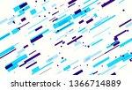 light neon seamless cover... | Shutterstock .eps vector #1366714889