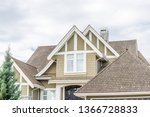 the top of the house or... | Shutterstock . vector #1366728833