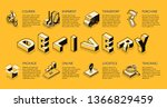 business delivery or logistics... | Shutterstock .eps vector #1366829459