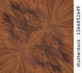 crotch mahogany wood veneer... | Shutterstock . vector #1366852649