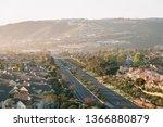 view of pacific coast highway...   Shutterstock . vector #1366880879