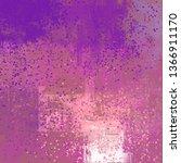 abstract texture. 2d... | Shutterstock . vector #1366911170