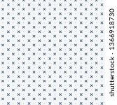 micro geometric pattern | Shutterstock .eps vector #1366918730