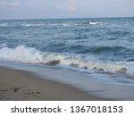 seashore landscape view  sea...   Shutterstock . vector #1367018153