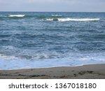 seashore landscape view  sea...   Shutterstock . vector #1367018180