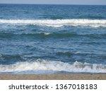 seashore landscape view  sea...   Shutterstock . vector #1367018183