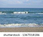 seashore landscape view  sea...   Shutterstock . vector #1367018186