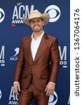 Small photo of LAS VEGAS - APR 7: Dustin Lynch at the 54th Academy of Country Music Awards at the MGM Grand Garden Arena on April 7, 2019 in Las Vegas, NV