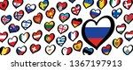 song festival euro songfestival ... | Shutterstock .eps vector #1367197913
