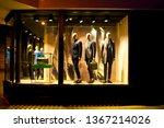 cambridge  england   february... | Shutterstock . vector #1367214026