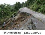 Heavy Rain Caused Landslide In...