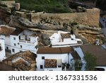 town near ronda in the south of ...   Shutterstock . vector #1367331536