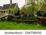 Zaanse Schans Village ...