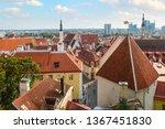 tallinn  estonia   september 9... | Shutterstock . vector #1367451830